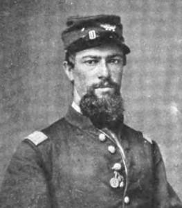 Captain L.S. Larrabee