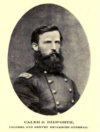 Col. Caleb J. Dilworth 85th Illinois Infantry