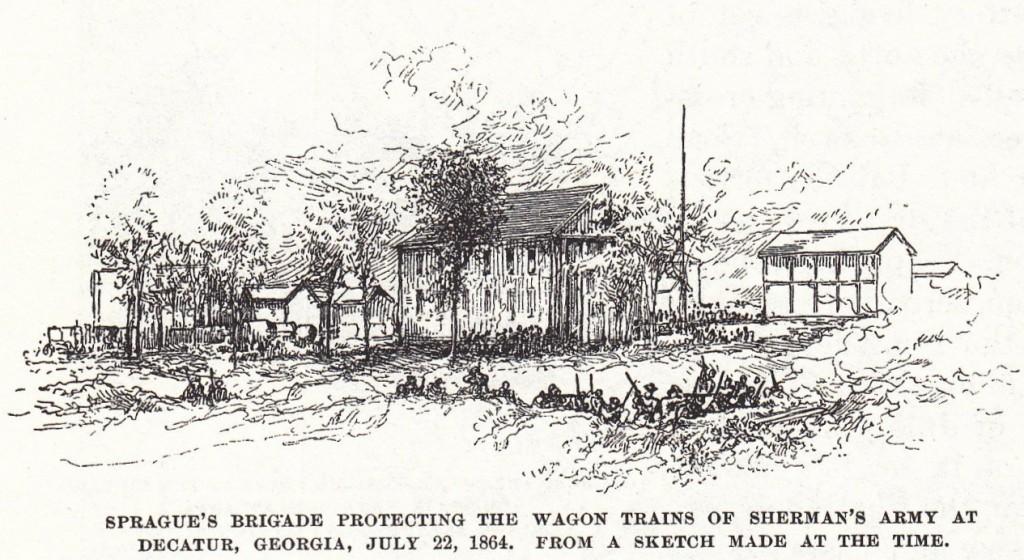 Sprague's Brigade