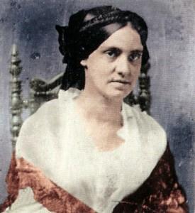 Phoebe Yates Pember 1823-1913