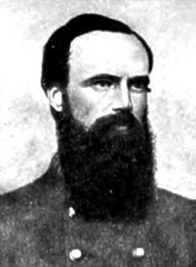 Gen. Richard Gano CSA
