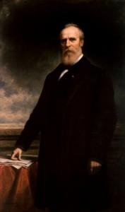 Presidident Rutherford B. Hayes