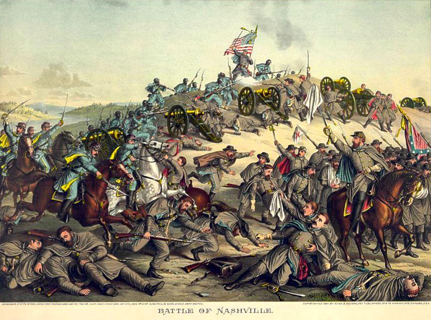 Battle of Nashville vy Kurz and Allison