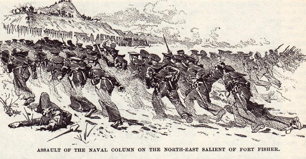 Assault of the Naval Column
