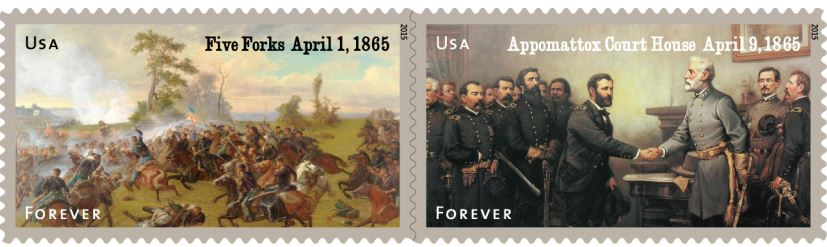 2015 Civil War Commemorative Stamps