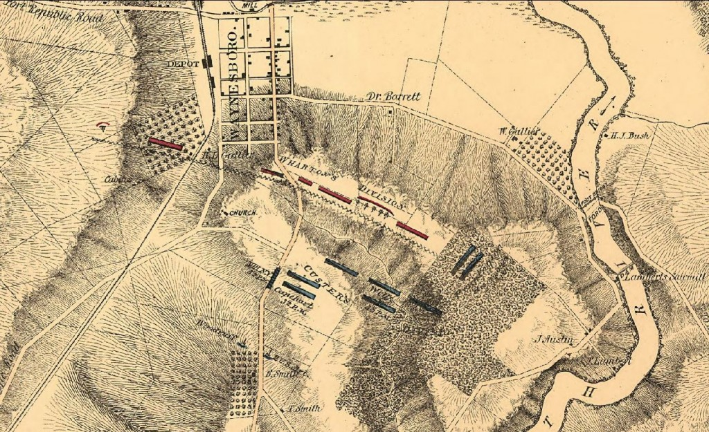 Battle of Waynesboro