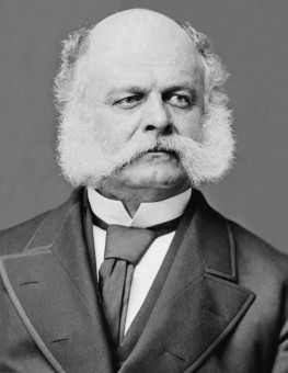 Ambrose Burnside Post War Image