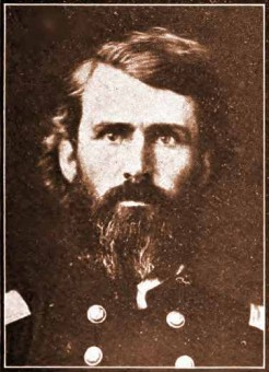 Col. William Stone 22nd Iowa Infantry