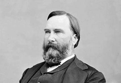 James Longstreet Post War Image