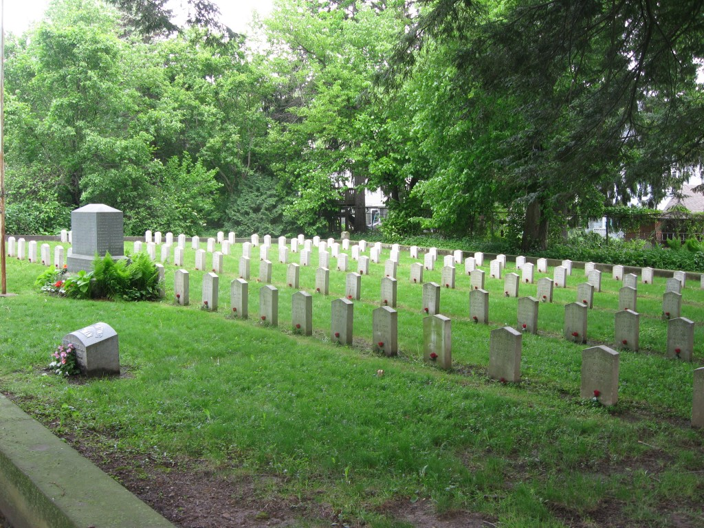 Confederate Rest Cemetery Madison Wisconsin