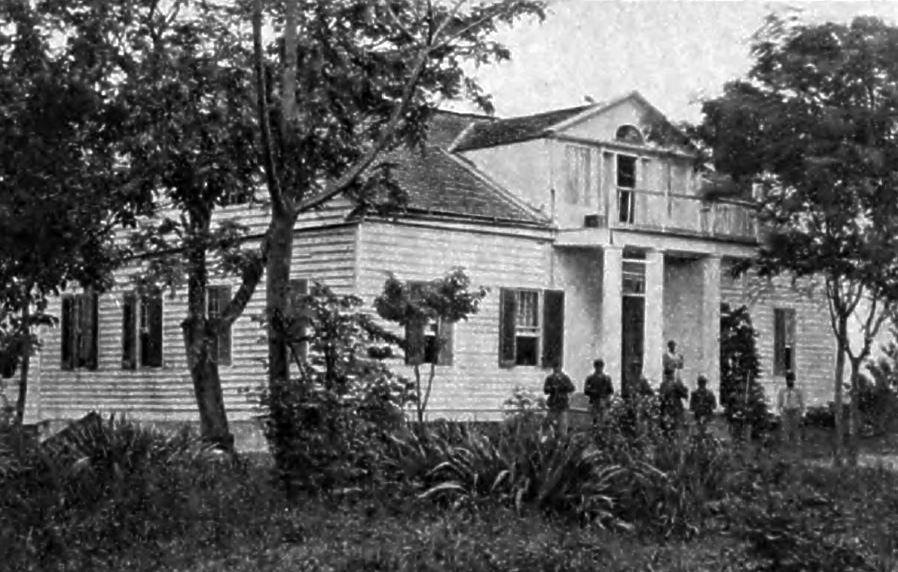 The Shirley House in Vicksburg in 1863