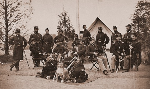 Officers of the 153rd New York Infantry