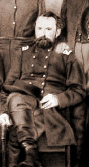 Lt. Co. William Gere 5th Minnesota Infantry