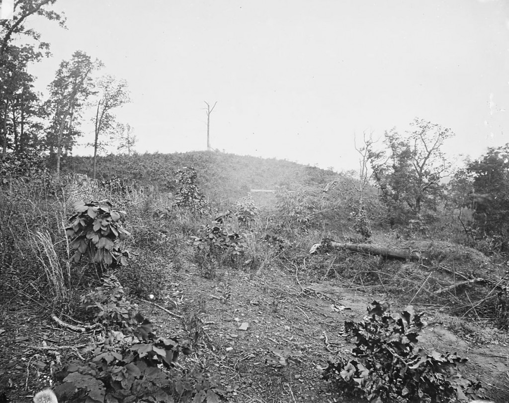 Pine Mountain in 1864