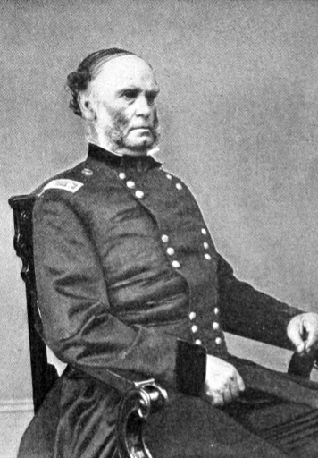 General Samuel Curtis