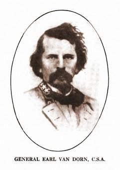 General Earl Van Dorn
