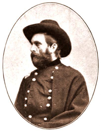 Grenville M. Dodge USA