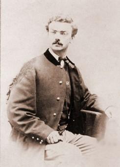 Col. Daniel Macauley, 11th Indiana Infantry