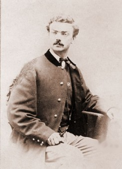 Col. Daniel Macauley, 11th Indiana Infantry