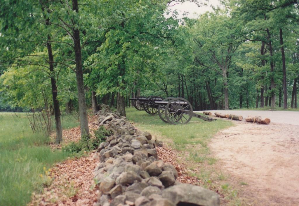 Seminary Ridge Gettysburg National Military Park