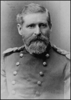 Col. David Clendenin 8th Illinois Cavalry