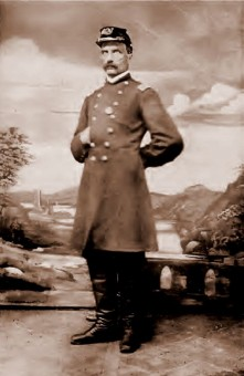 Col. Francis Randall 13th Vermont Infantry