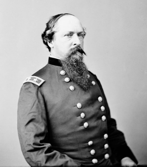 General James B.. Ricketts