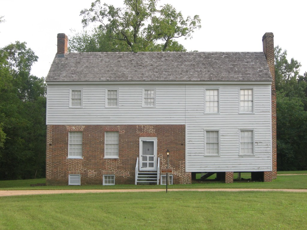 Garthright House, Richmond National Battlefield Park