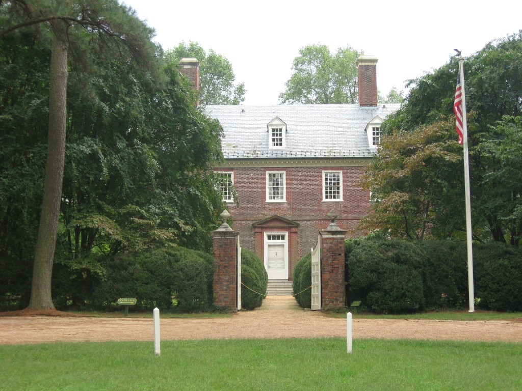 Berkeley Plantation House