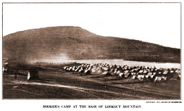general-hookers-camp-at-base-of-lookout-mountain