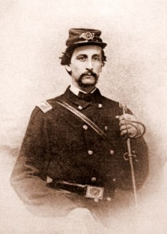 Col. T.J.C. Amory 17th Massachusetts INfantry