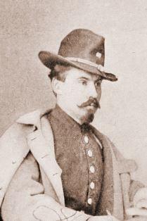 Lt. Gershom C. Winsor 45th  Massachusetts Infantry