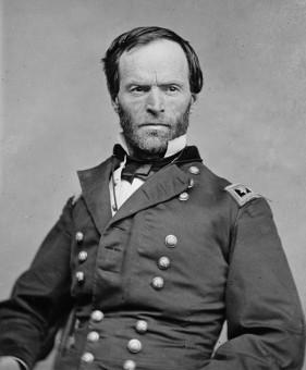 Major General William T. Sherman