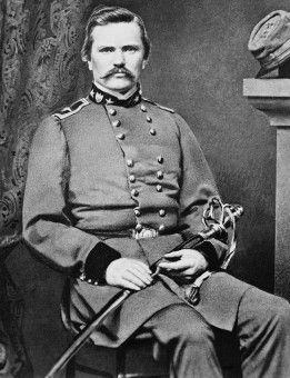 Gen. Simon B. Buckner CSA