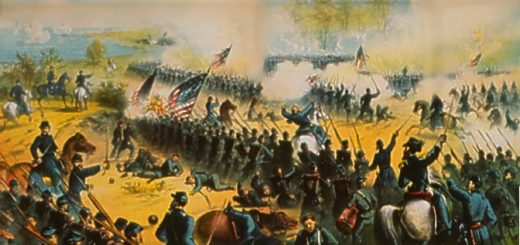Battle Of Shiloh; Fall Of New Orleans; Siege Of Yorktown